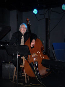 Dennis Griffing on bass